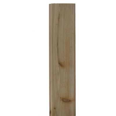 Pattern Stock Cedar Tongue And Groove Board Common 1 In X 6 In X 12 Ft Actual 0 625 In X 5 37 In X 144 In 906909 The Home Depot Cedar Tongue And Groove Tongue And Groove Groove