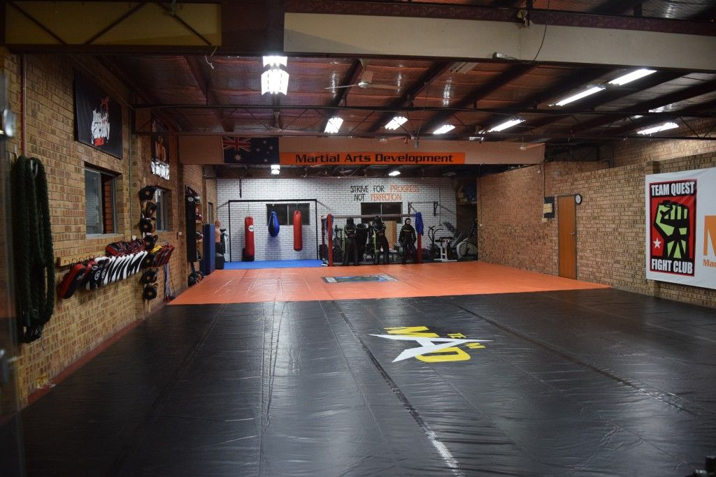 Martial arts development is one of the top mma gyms in