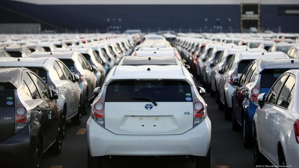 Its confirmed toyota to establish us headquarters in