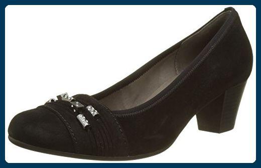 Gabor Shoes Damen Gabor Basic Pumps, Schwarz (17 Schwarz), 43 EU -