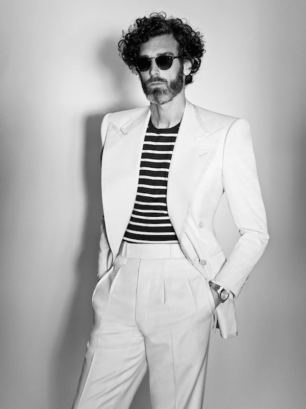 A LOVE AFFAIR WITH THE WHITE SUIT The Rake | Style and clothes ...