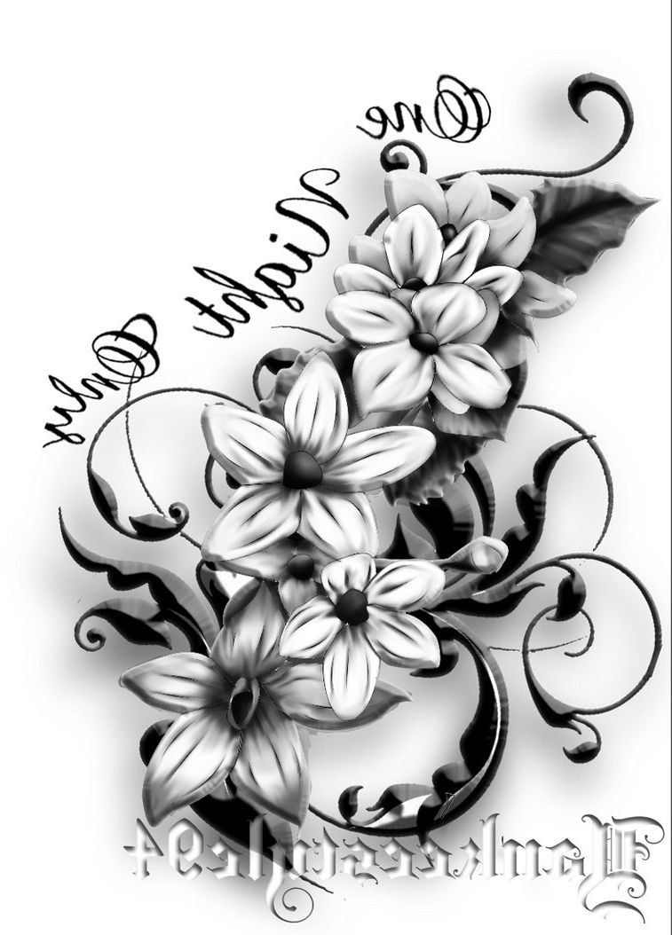 Jasmine flower tattoo design browsing tattoos pinterest jasmine flower tattoo design browsing izmirmasajfo