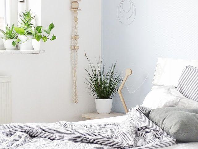 Auf der Mammilade|n-Seite des Lebens | Personal Lifestyle Blog | Einblicke ins Familienleben | 12von12 | Einrichtung | Interior | Schlafzimmer | Pflanzen