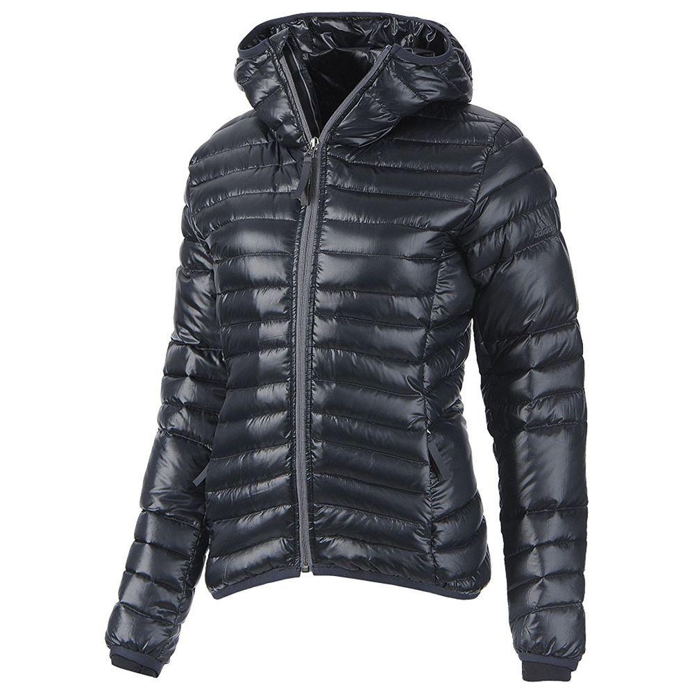 Adidas Women's Size S W Ht Heldinnen Jacket F88995 Black