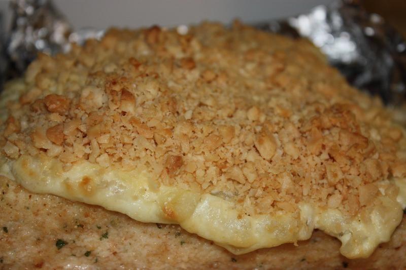 Sour Cream Halibut Halibut Recipes Recipes Halibut