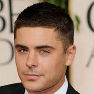 Round Face Short Hairstyles Men Pictures
