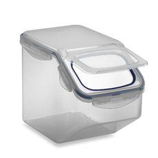 Lock U0026 Lock® 21.1 Cup Square Food Storage Bin  These Would Be Perfect · Flour  StorageSugar ...