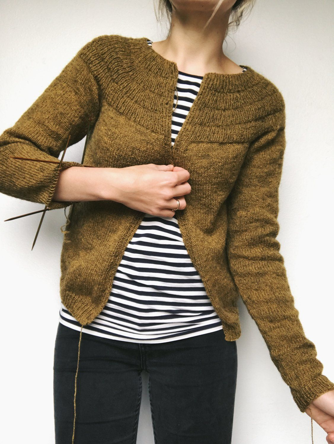 Photo of Ankers Cardigan – My Size
