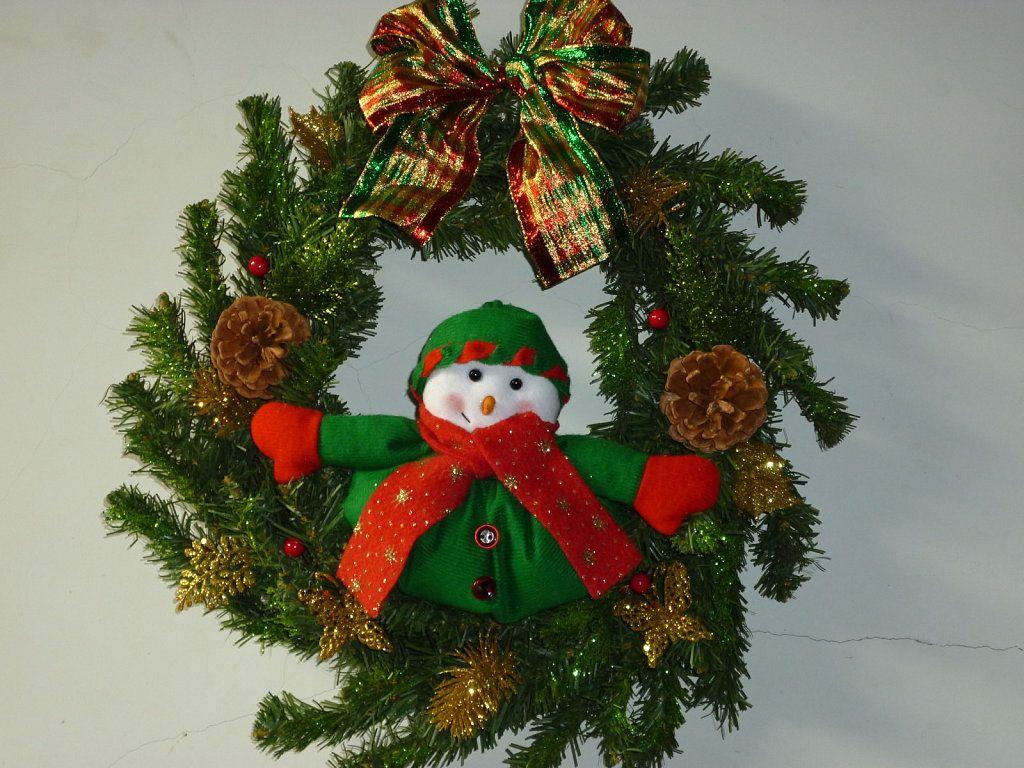 Como hacer coronas de navidad buscar con google - Coronas de navidad ...