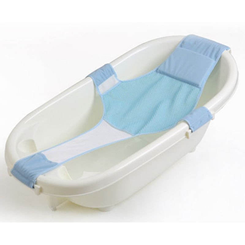 Click to Buy << Baby Care Adjustable Infant Shower Bath Bathing ...