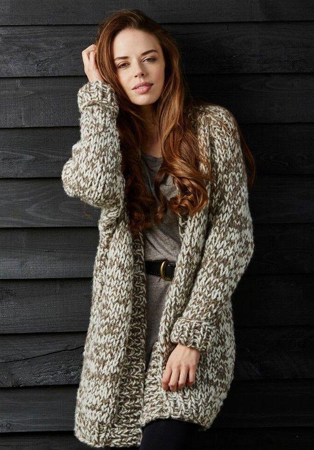 Boho Chic by Rowan | Knitting | Pinterest | Tejido, Invierno y Sweter