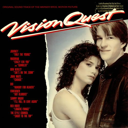 Vision Quest O.S.T.