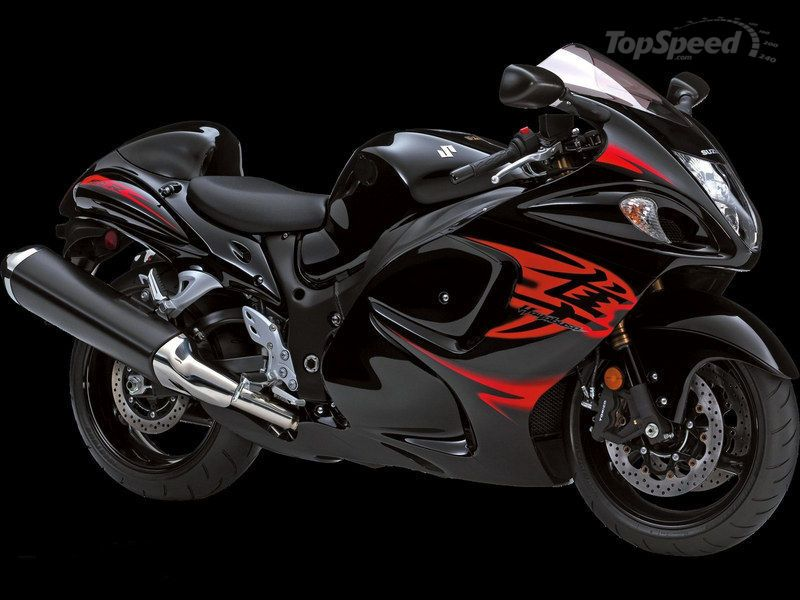 Delicieux (Suzuki Hayabusa) I Have A Need For Speed, Not As Fast As The