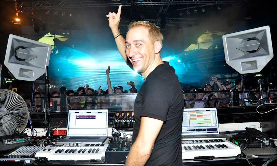 DJ Paul Van Dyk