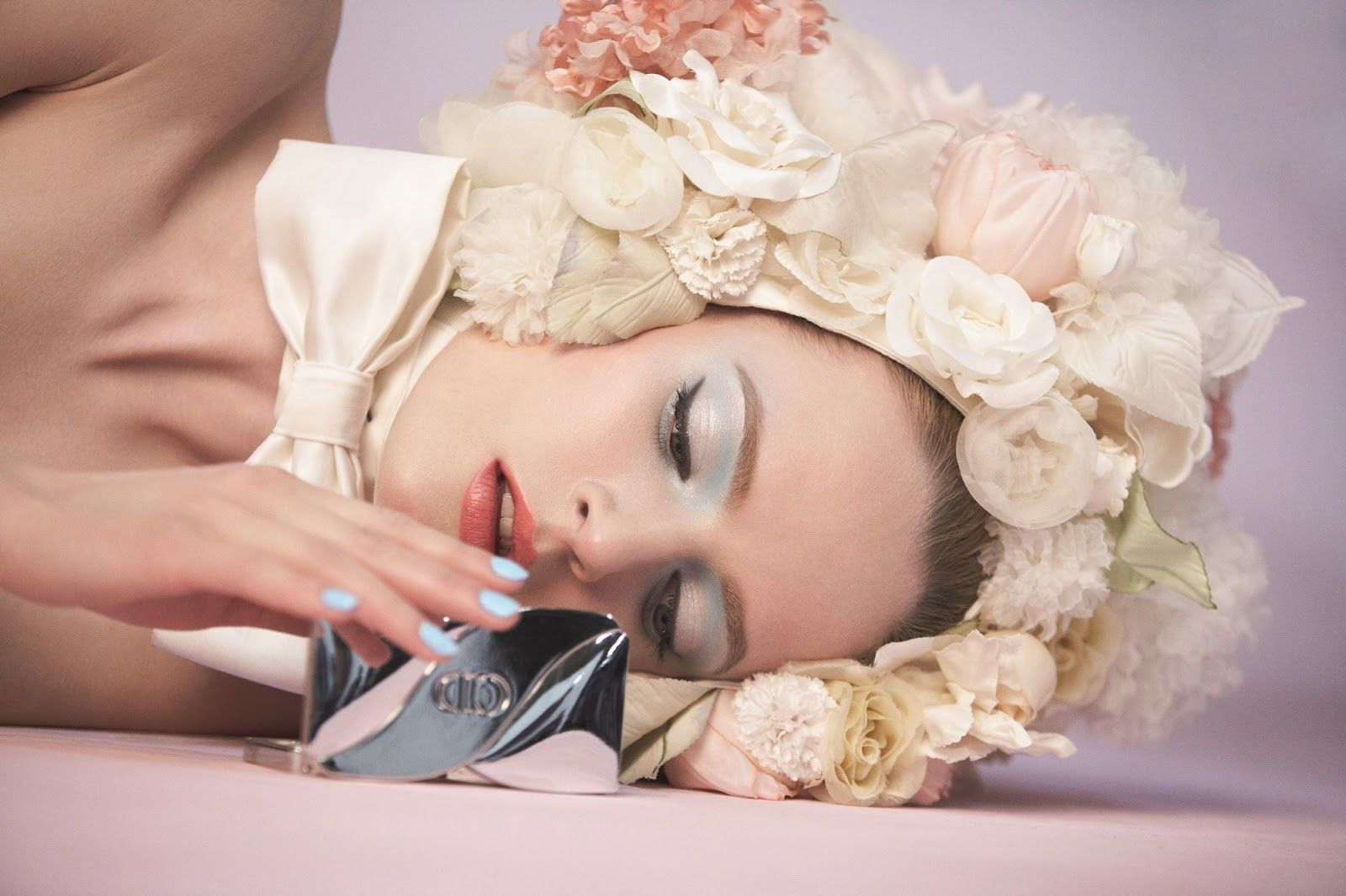 Dior Trianon Spring 2014 | Nailderella