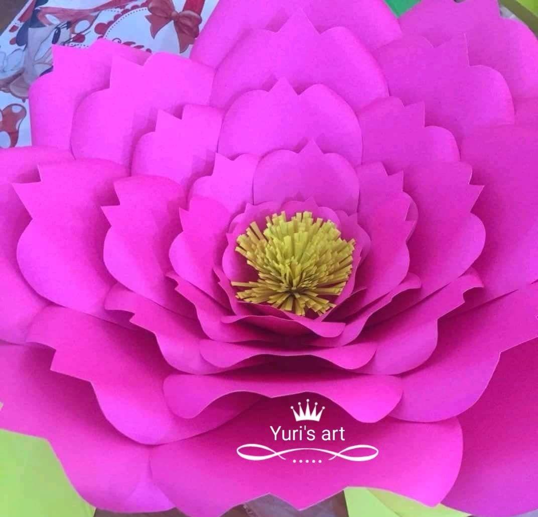 Flores En Cartulina Iris Flores De Papel Pinterest Flowers