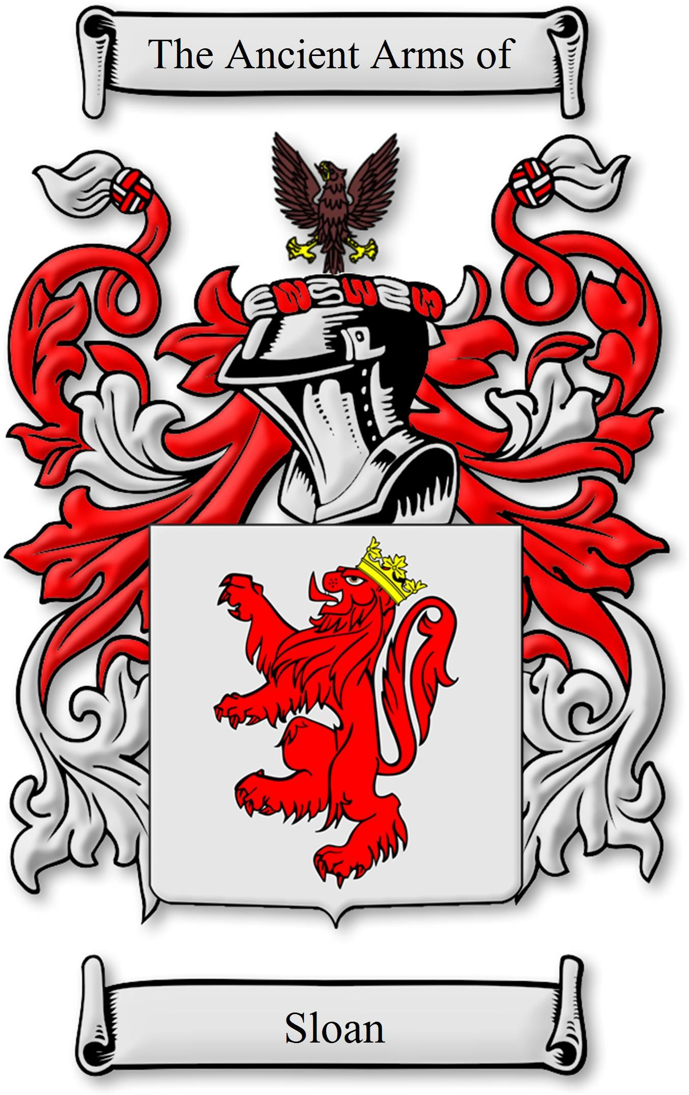 My Sloan Family Crest | Family Crest/Family History ...