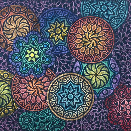 by Shelly Stokes, Founder and Creative Mentor The new Kaleidoscope Rubbing Plates received warm welcome at the Minnesota Quilt Show and the International Quilt Festival in Chicago. Many thanks if you were one of the select group of people who snapped one up at the shows or placed your order during our promotion. I know …