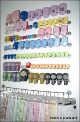 Sua Casa , Seu Espelho: Atelier de scrapbook super organizado !!!