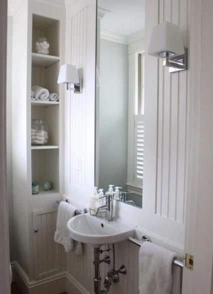 45+ ideas for bathroom mirror storage ideas powder rooms images