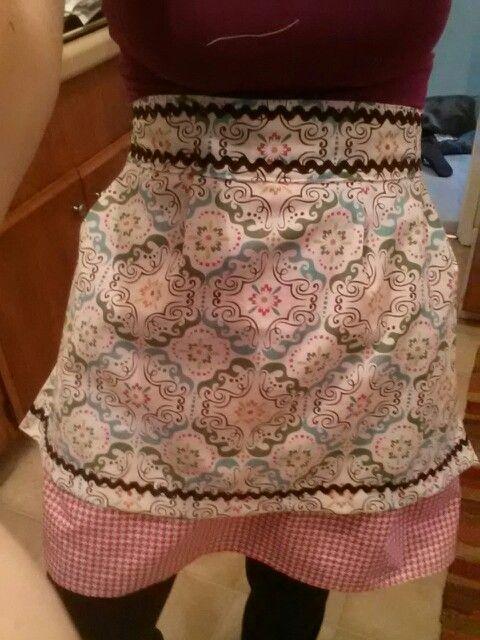 Simple sew diy apron