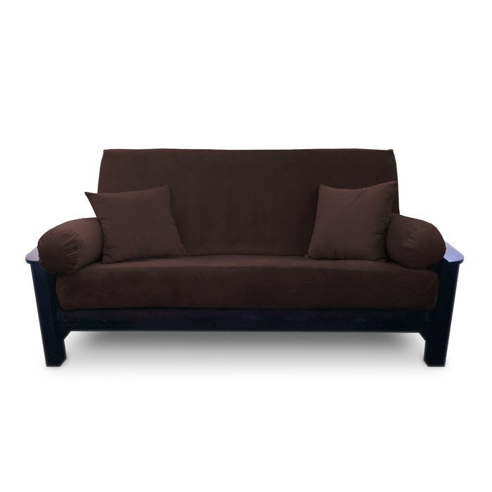 Prestige Furnishings Futon Slipcover Reviews Wayfair Ca