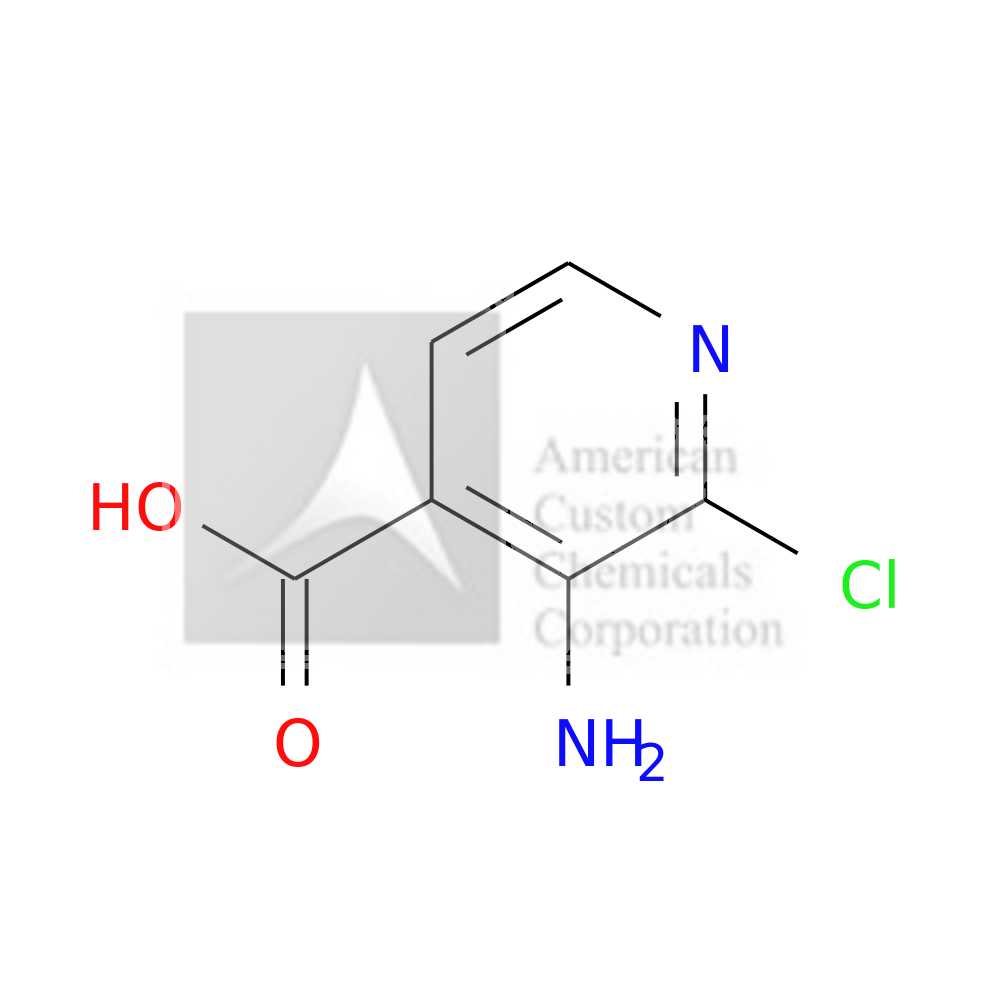3-AMINO-2-CHLOROISONICOTINIC ACID is now  available at ACC Corporation
