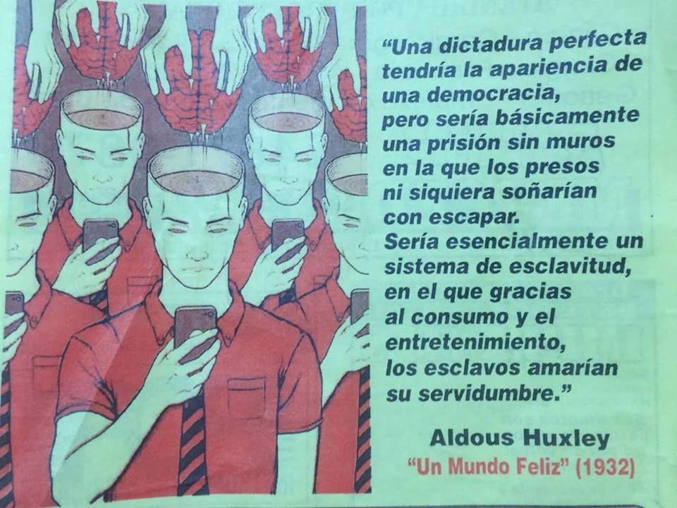 La dictadura perfecta.