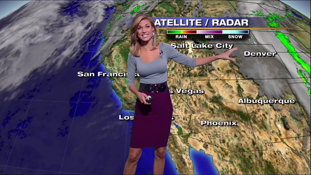 Bri Winkler | Yes! U can fap to the News! | Hottest weather