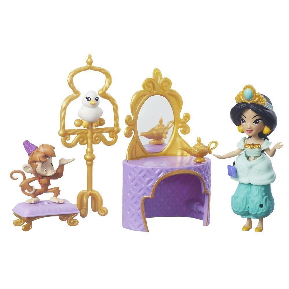 Disney princess little kingdom jasmines golden vanity set disney princess little kingdom jasmines golden vanity set geotapseo Images