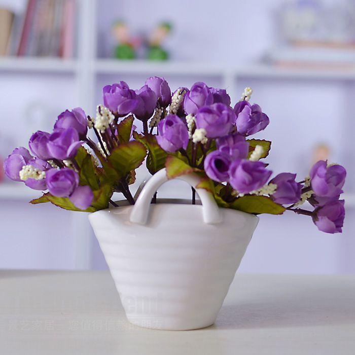 imagenes jarrones con flores buscar con google