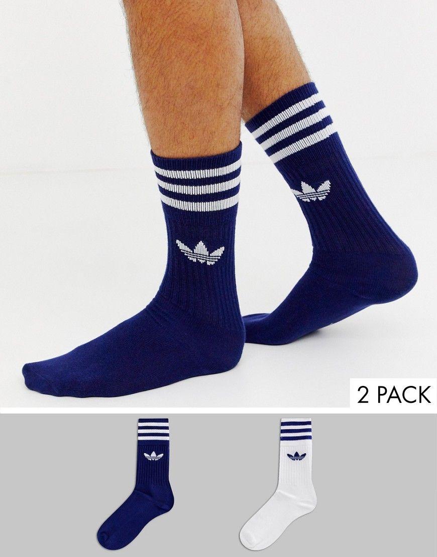 b220a217f ADIDAS ORIGINALS 2 PACK SOCKS - MULTI.  adidasoriginals  cloth ...