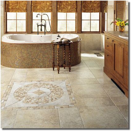 Top 5 Recommended Bathroom Flooring Materials | Floor tile ...