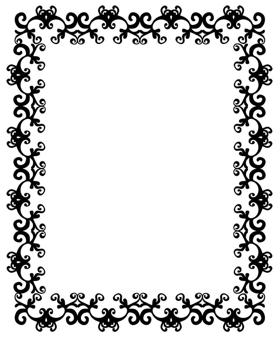 pinterest clipart frames - photo #13
