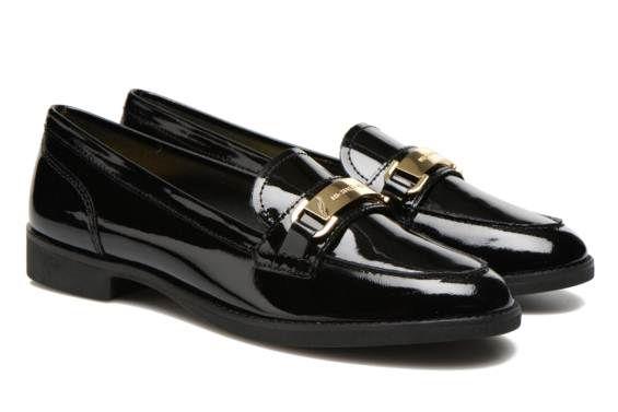 Michael Michael Kors Ansley Loafer Mokasyny Czarny Sarenza Pl 223877 Loafers Michael Kors Shoes