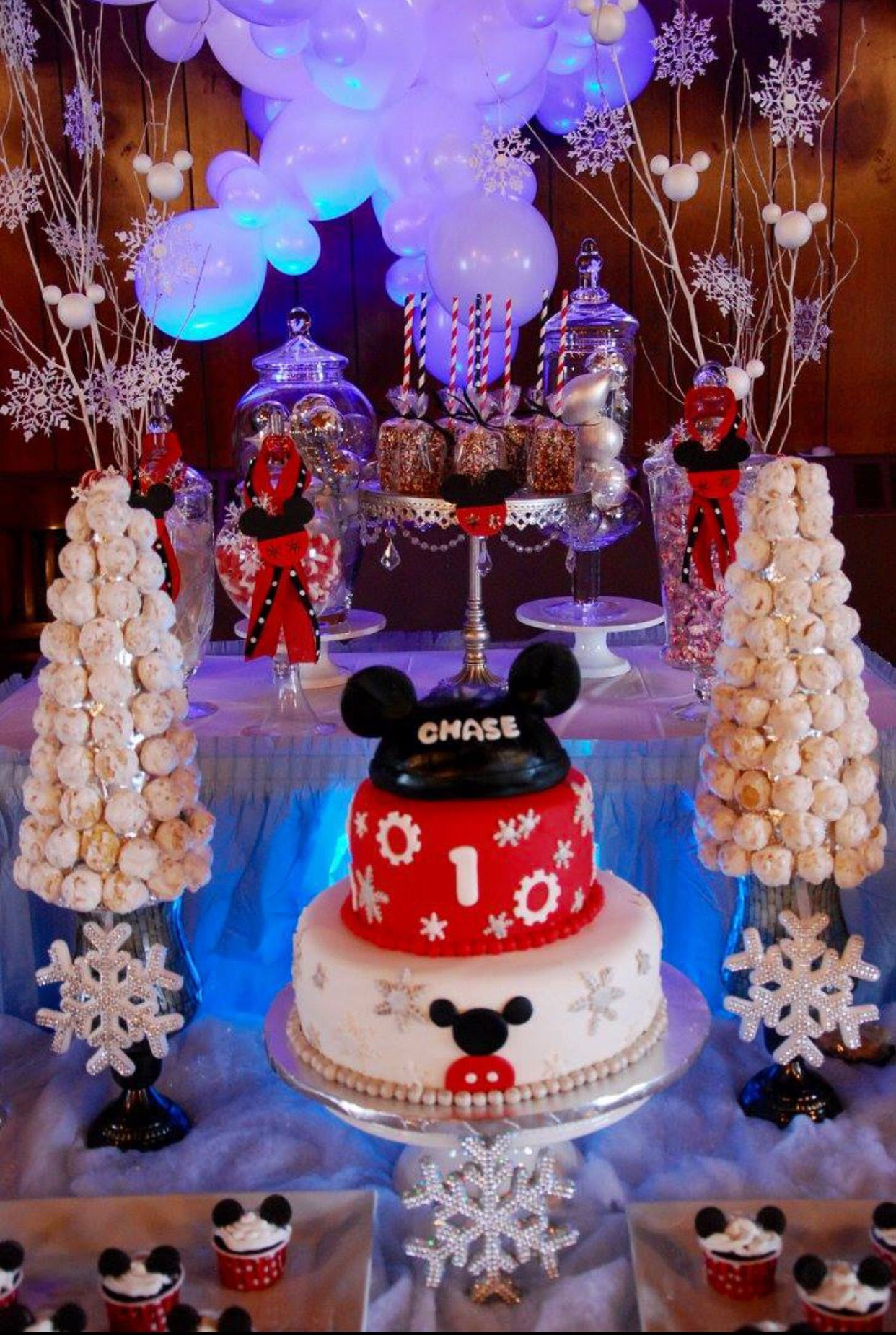 Christmas Birthday Party Ideas For Toddlers.Mickey Mouse Cake Mickey Mouse Birthday Party Ideas In
