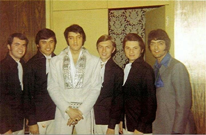 Elvis Presley and the Imperials