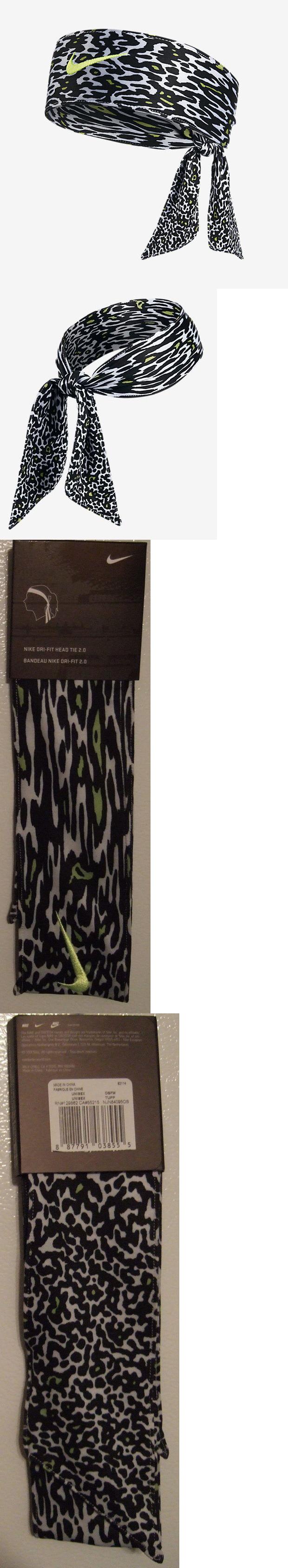 Hats and Headwear 159160  New Womens Nike Head Tie Skylar Diggins 2.0  Cheetah Headband Tennis 76286dfde80