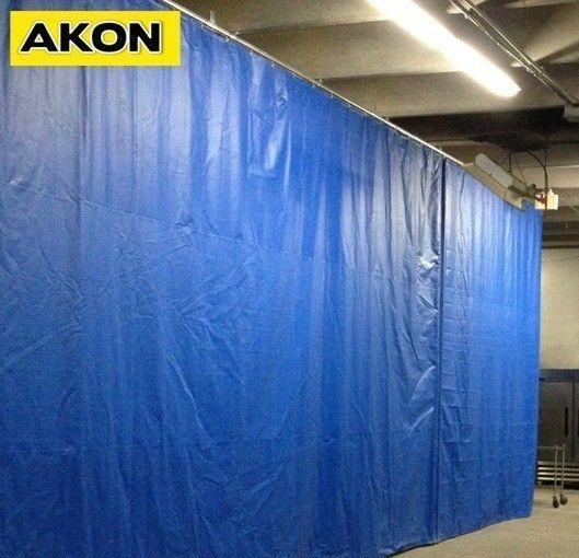 Warehouse Divider Curtains Akon Curtain Divider Divider