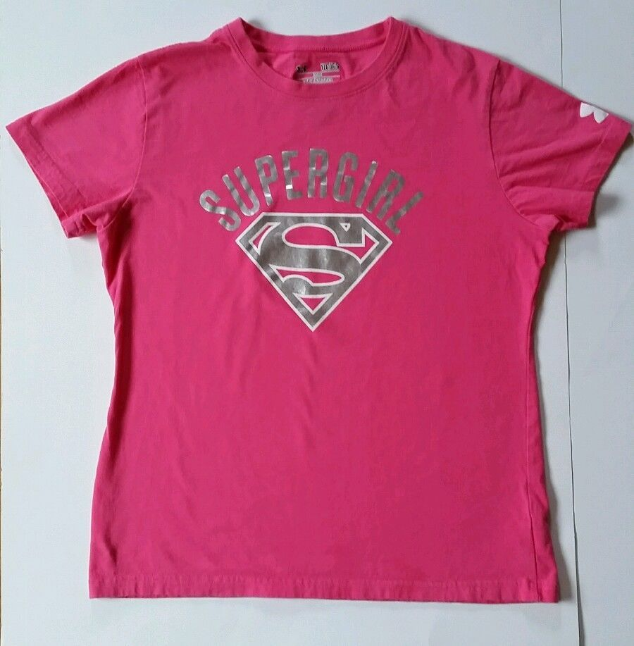 Under Armour Kids Girls Everyday T
