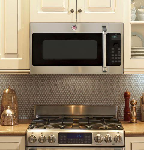 Csa1201rss Ge Cafe Advantium 120 Above The Cooktop Oven Liances