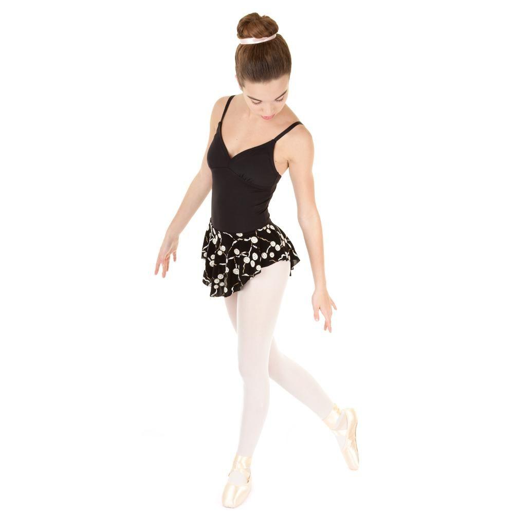 Oval (SAB) Knit Skirt PDF Pattern by Jalie | Ballet costumes | Pinterest