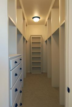 Long Narrow Closet Ideas