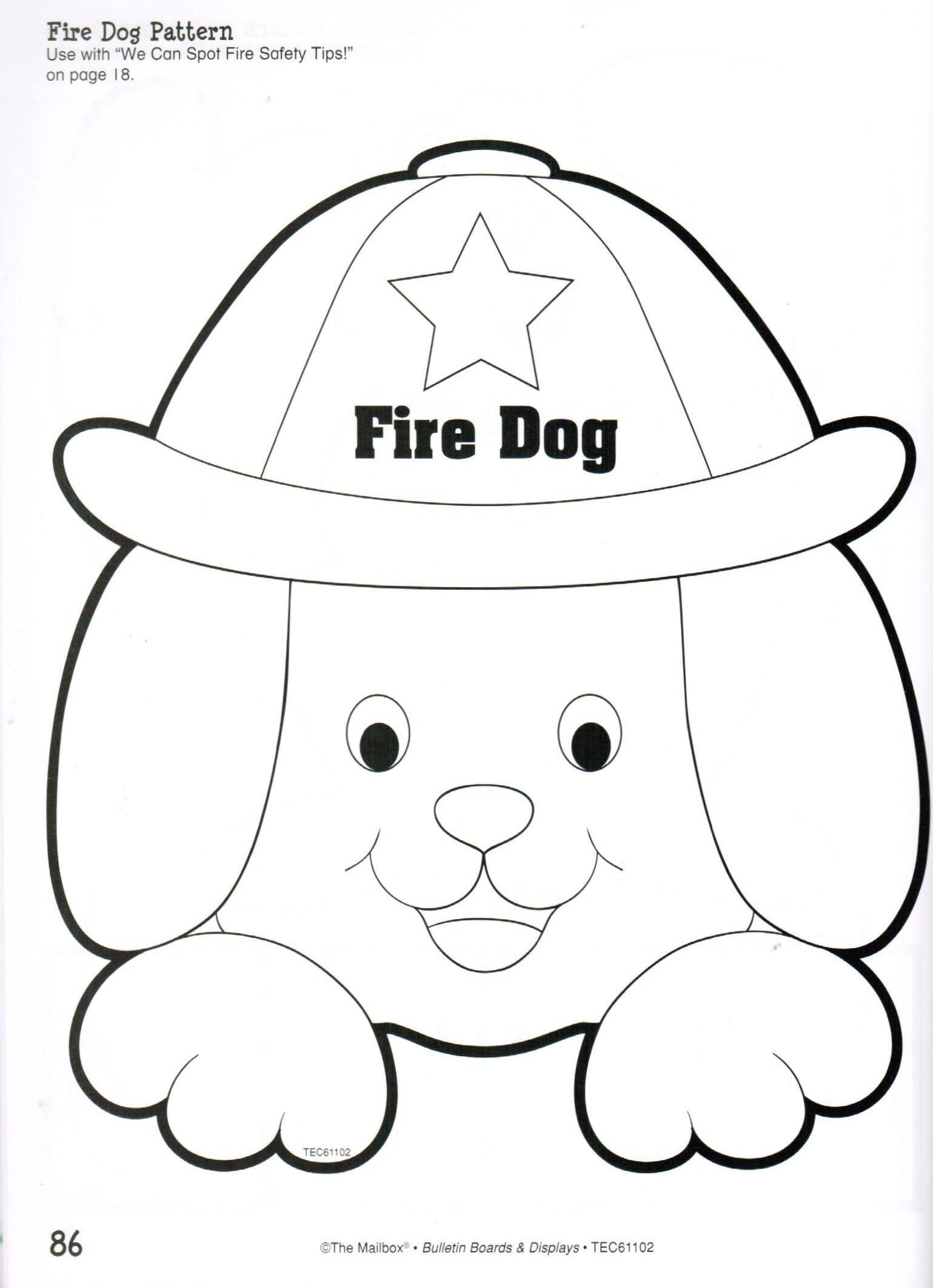 Firebb2 4 Jpg 1 539 2 123 Pixels Fire Safety Preschool Crafts