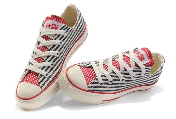 44cd24fdaa2c Converse-All-Star-Unisex-White-Blue-Specialty-Patriotic-American-US-Flag-Red -Tongue-Low-Top-Canvas-Shoes