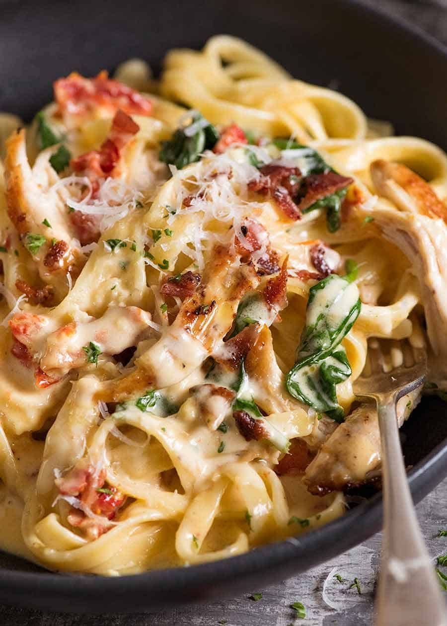 Chicken Pasta recipe of your dreams #chickenalfredo