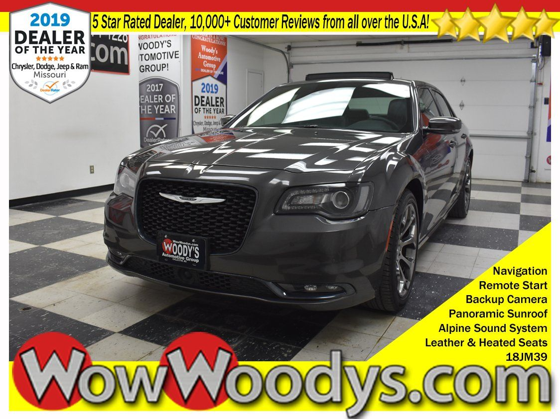 New Used Cars For Sale In Chillicothe Near Kansas City Mo Chrysler Chrysler 300 Automotive Group