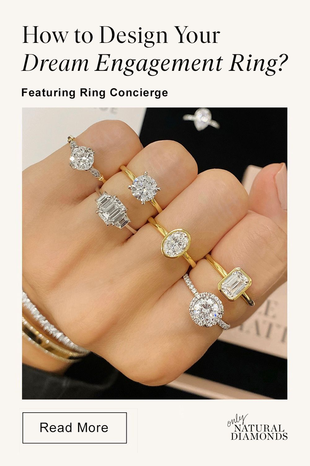 How To Design Your Dream Engagement Ring In 2020 Future Engagement Rings Dream Engagement Rings Wedding Rings For Women