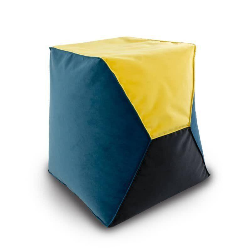 Moda Design Pouf.Pouf Poggiapiedi E Seduta Da Salotto Soggiorno Camera