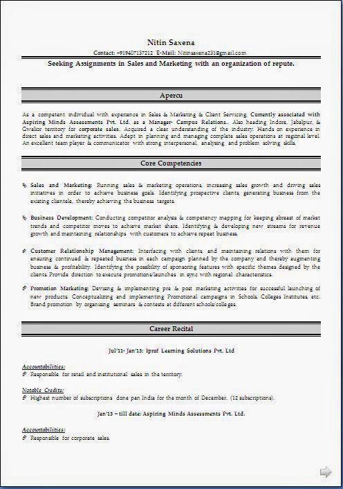 iim mba resume samples  best resume examples